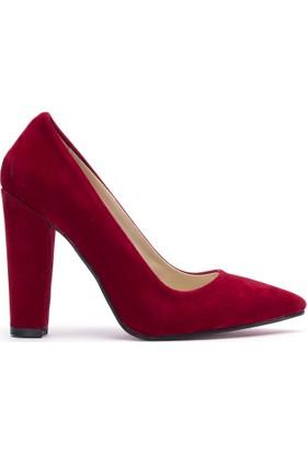 Y-London Kadın Stiletto Ayakkabı 569-8-1111-025316