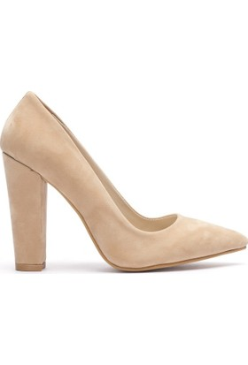 Y-London Kadın Stiletto Ayakkabı 569-8-1111-025Ad1