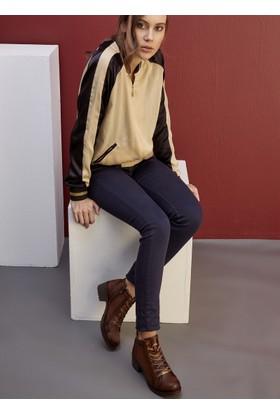 Y-London Kadın Topuklu Bot 569-8-276004046