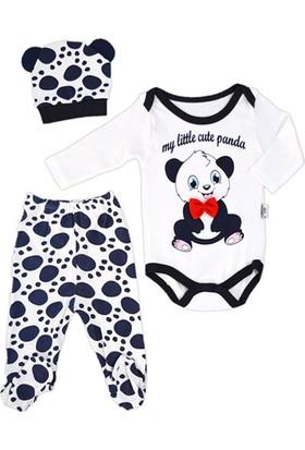 Pearly Pandalı 3'lü Body Seti