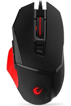 Everest Rampage CENTAUR SMX-R13 Siyah/Kırmızı 8 Tuş Gaming RGB Mouse