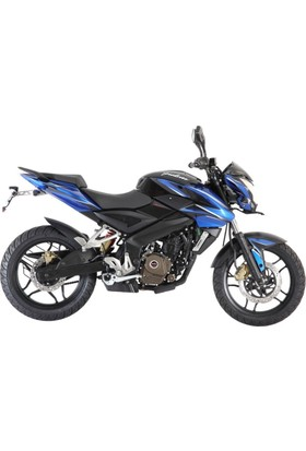 Bajaj Pulsar NS 160 Motorsiklet Mavi