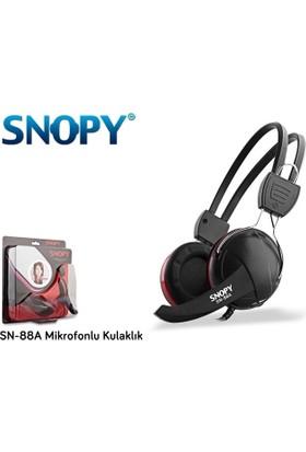 Snopy Sn-88A Mıkrofonlu Kulaklık