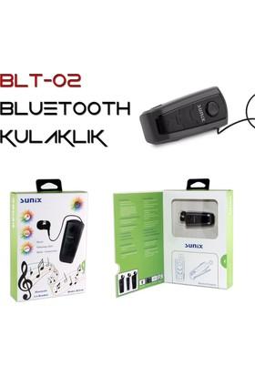 Sunix Blt-02 Sunix Makaralı Stereo Bluetooth Kulaklık