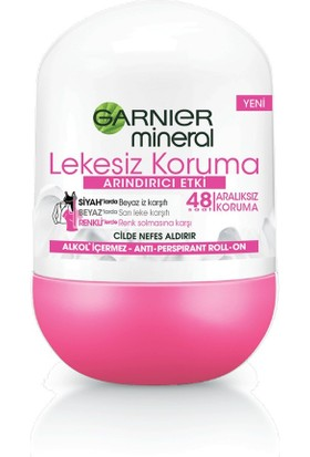 Garnier Mineral Lekesiz Koruma Roll-On Deodorant