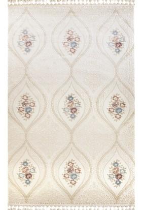 Tiffany Lina TLN06-M00 150x230 cm Saçaklı Klasik Halı