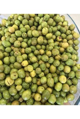 Hatay Sepetim Taş Kırma Yeşil Zeytin 1 kg