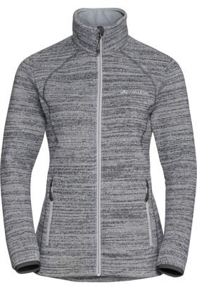 Vaude Rienza Iı Kadın Polar Ceket 40694 / Grey-Melange