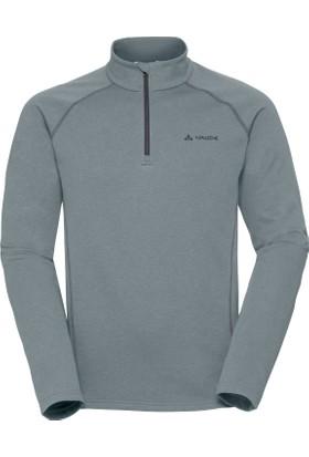 Vaude Altiplano Halfzip Erkek Polar 40705 / Pewter Grey
