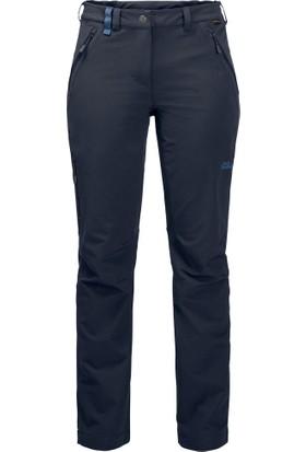 Jack Wolfskin Activate Xt Kadın Softshell Pantolon 1503632 / Midnight Blue