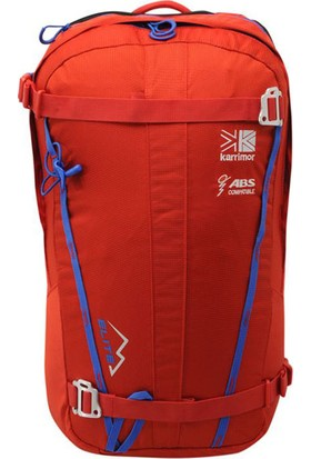 Karrimor Abs Powder 22 Sırt Çantası Kr039 / Red-Blue - 22Lt