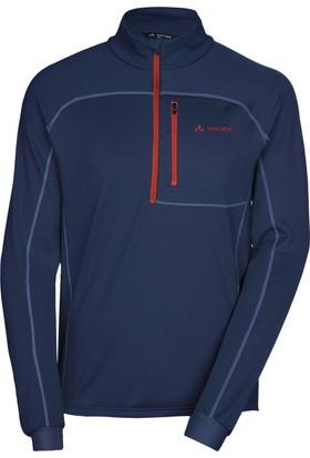 Vaude Boe Halfzip Erkek Termal T-Shirt 05250 / Cobalt - Xxl