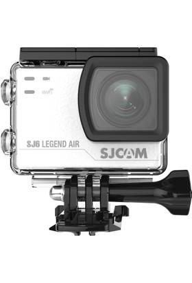 SJCAM SJ6 Legend Air 4K Aksiyon Kamerası - Beyaz
