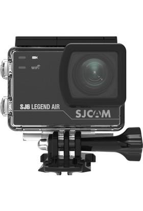 SJCAM SJ6 Legend Air 4K Aksiyon Kamerası - Siyah
