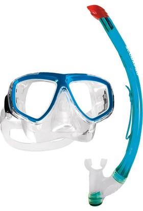 Scubapro Ecco Maske Şnorkel Seti