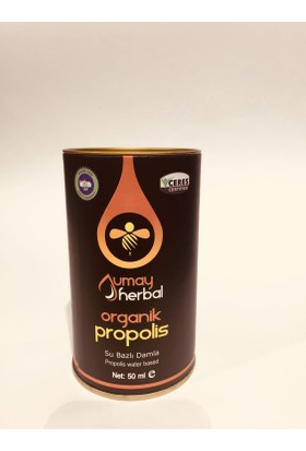 Umay Herbal Organik Propolis 50 ml