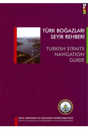Shod Türk Boğazları Seyir Rehberi Kitabı