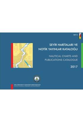 Shod Seyir Haritaları Ve Notik Yayınlar Kataloğu