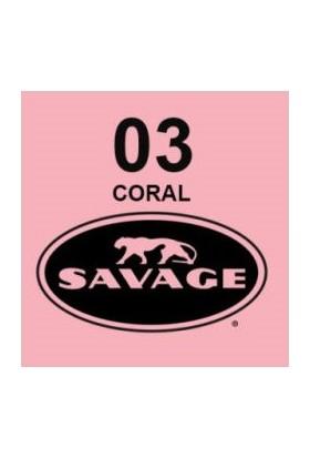 Savage (U.S.A) Stüdyo Kağıt Fon Coral 271x1100 cm
