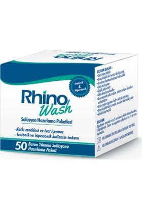RhinoWash® Solüsyon Hazırlama Paketleri