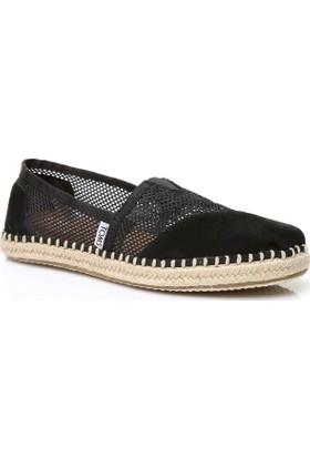 Toms Kız Çocuk Alpargata Ayakkabı 10007852.BLK