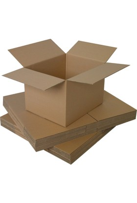 Kolievi Koli 50 Adet 15x10x15cm Paket Taşıma Kutusu