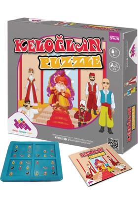 ZET Zeka Keloğlan Puzzle Zeka Oyunu