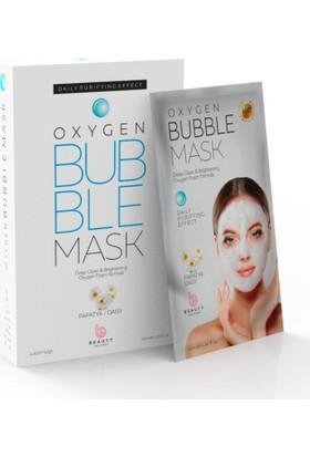 Oxygen Bubble Mask - Papatya Özlü (40 Ml)