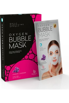 Oxygen Bubble Mask - Lavanta Özlü (40 Ml)