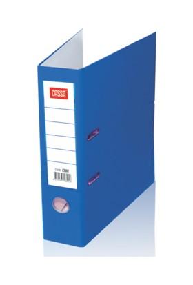 Cassa Büro Klasör Geniş - Mavi 25'li Paket