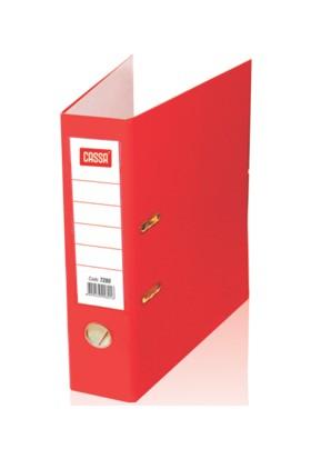 Cassa Büro Klasör Geniş - Kırmızı 25'li Paket