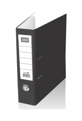 Cassa Büro Klasör Geniş - Siyah 25'li Paket