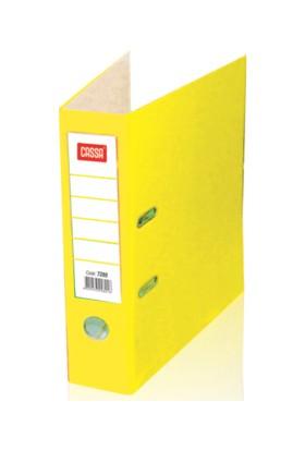Cassa Büro Klasör Geniş - Sarı 25'li Paket