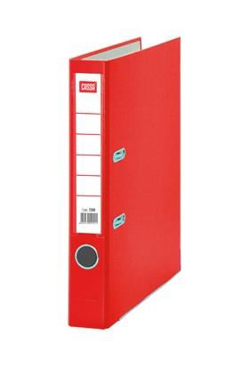 Cassa Büro Klasör Dar - Kırmızı 30'lu Paket