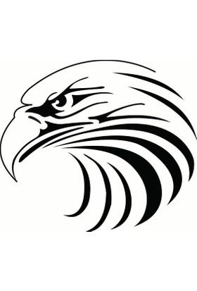 Beşiktaş Kartal V2 - Oto Sticker