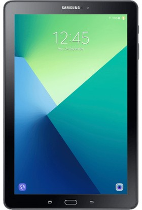 "Samsung SM-P580 Galaxy Tab A 16GB 10.1"" FHD IPS Tablet - Siyah"