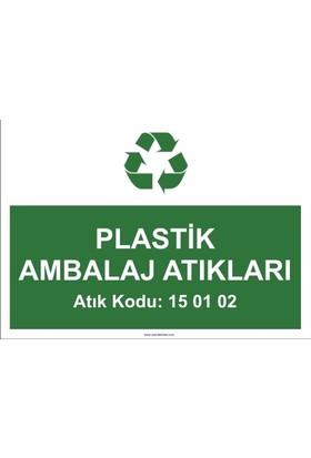 A 1175 - Plastik Ambalaj Atıkları, 15 01 02