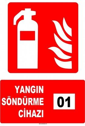 At 1140 - 1 Nolu Yangın Söndürme Cihazı