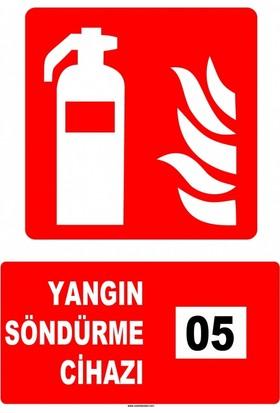 At 1144 - 5 Nolu Yangın Söndürme Cihazı