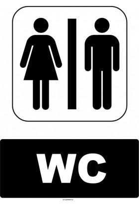 At 1226 - Bay Bayan Wc Tabelası