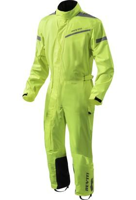 Revit Pacıfıc 2 H2O Tulum Yagmurluk Siyah-Neon Sarı