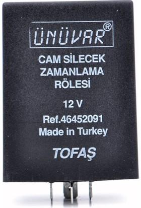 UNUVAR FIAT UNO Silecek rölesi 1983 - 1995 (46452091)