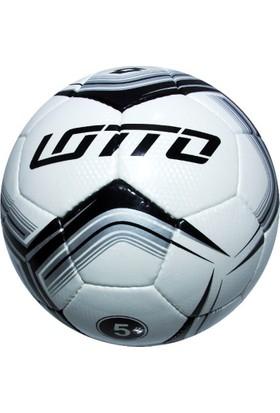 Lotto Ball Blank 5 Siyah/Beyaz Futbol Topu N6682