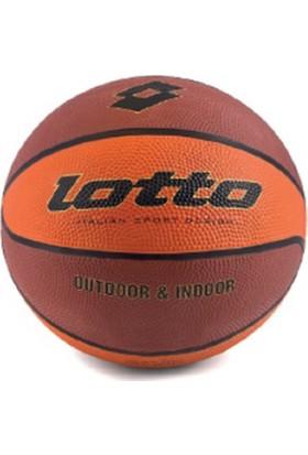 Lotto Ball Vulcan Rub Bb 5 Numara Basket Topu EK150