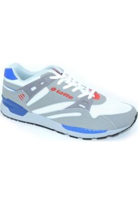 Lotto Rodrick Gri Erkek Günlük Spor Ayakkabısı S3737