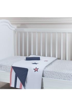 My Wish Little Star Bebek Yorgan - Yatak Örtü Takımı