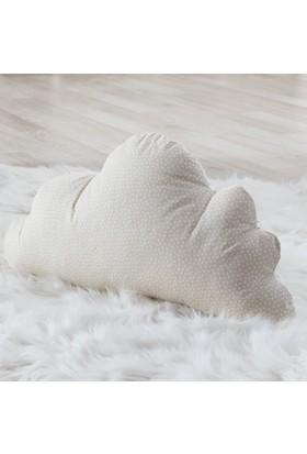 My Wish Sleepy Bebek Bulut Yastık Bej