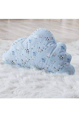 My Wish Sleepy Bebek Desenli Bulut Yastık