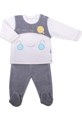 Baby Center 757 2'li Patikli Bebek Takımı