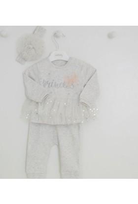 İdil Baby 8850 3'lü Bebek Takımı